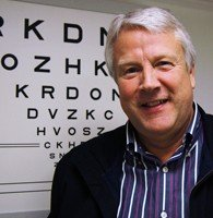 Jim Honeywood – Centre for Sight patient