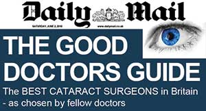 Daily Mail Good Doctors Guide