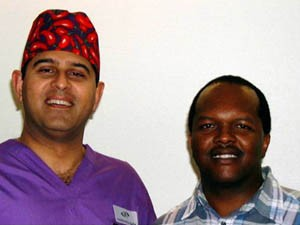 Stephen Gichuhi, Eye Surgeon, Kenya
