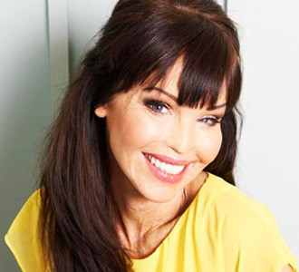 Katie Piper at Centre for Sight