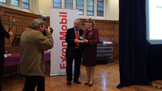 Technology and Innovation award – received by Maggie Middleton, our CEO.