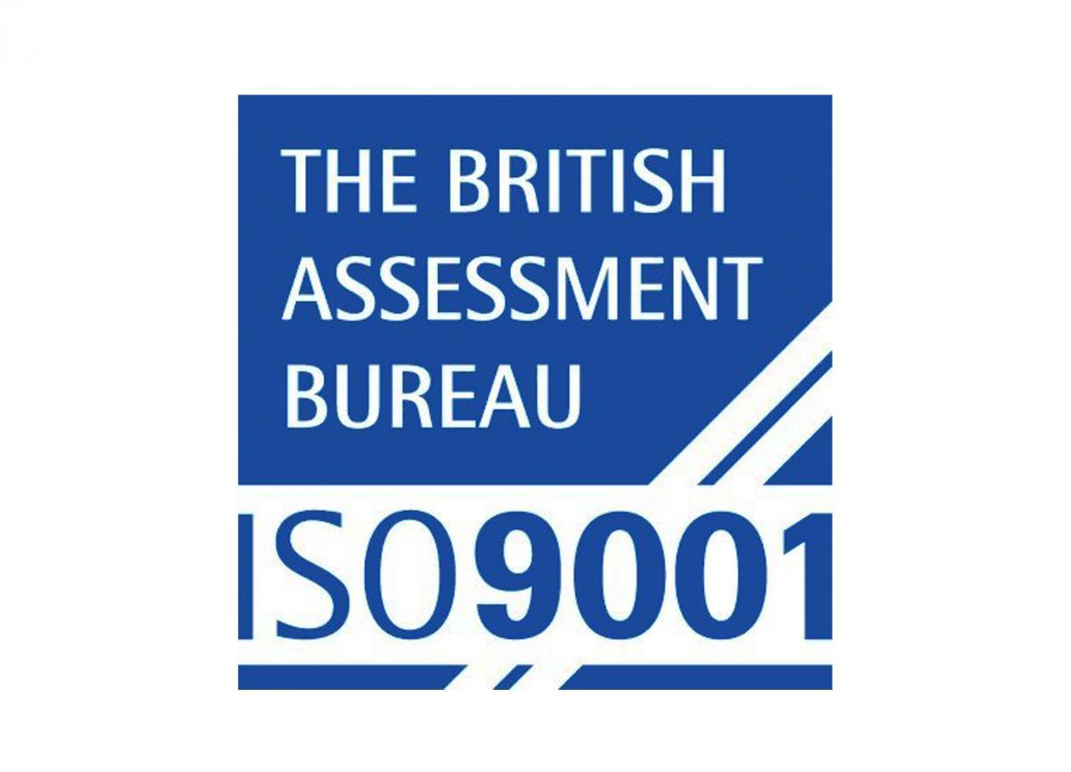 ISO9001 – Internal Organisation for Standardization