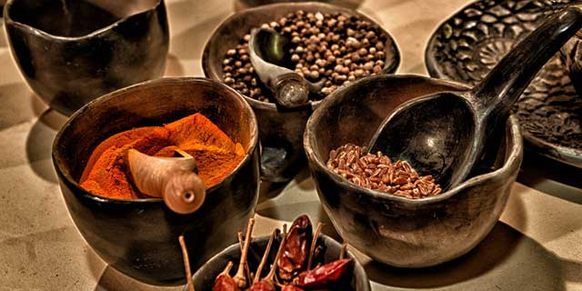 Dry spices – eat your way to good vision