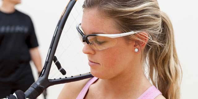 Protective eyewear – physically protect your eyes