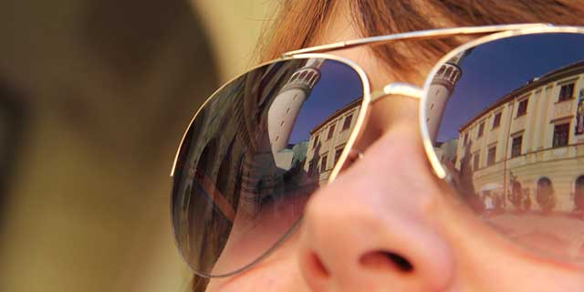 Eye protection – sunglasses