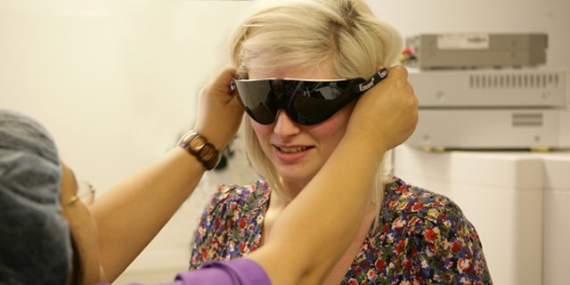 Laser Eye Surgery Recovery