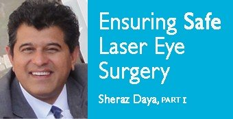 Sheraz Daya – Laser eye surgery