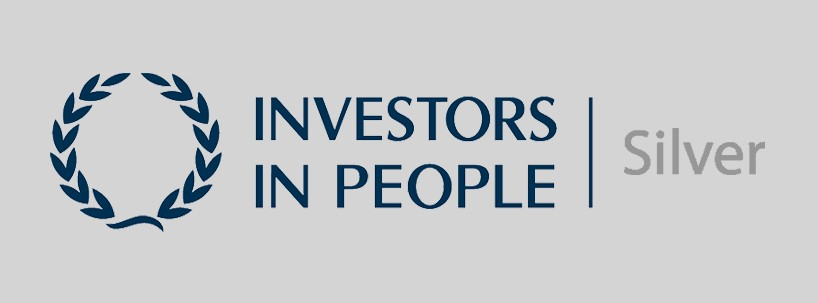 Investors In people silver status award for Centre for Sight