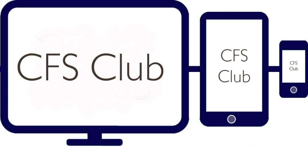 Device Friendly CFS Club Patient Access - Portal