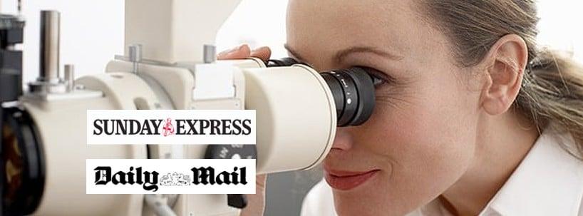 Allotex-Corneal Transplant- Presbyopia