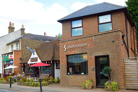 Centre for Sight- Oxshott