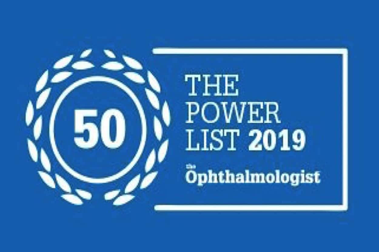 The Ophthalmologist Power List 2019